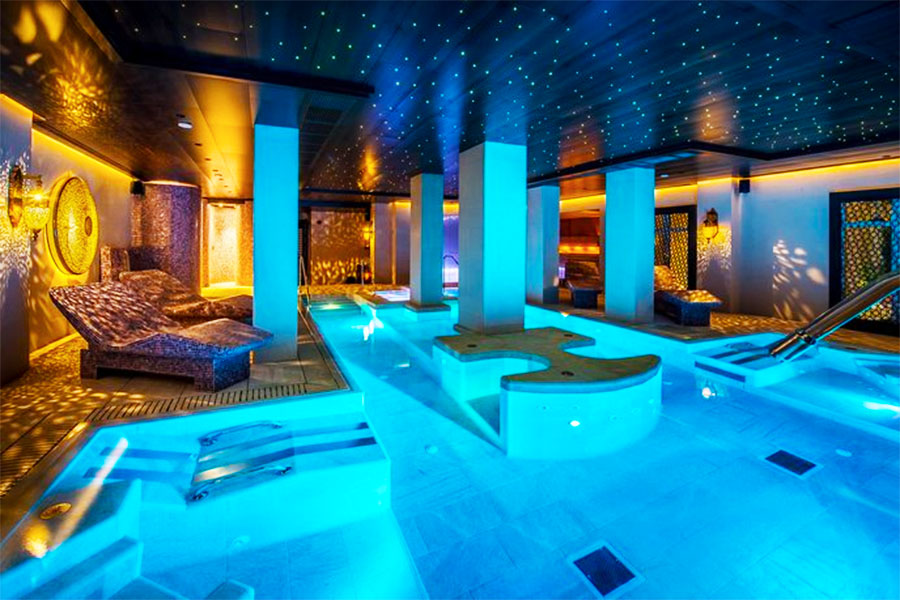 Spa Gran Hotel Miramar