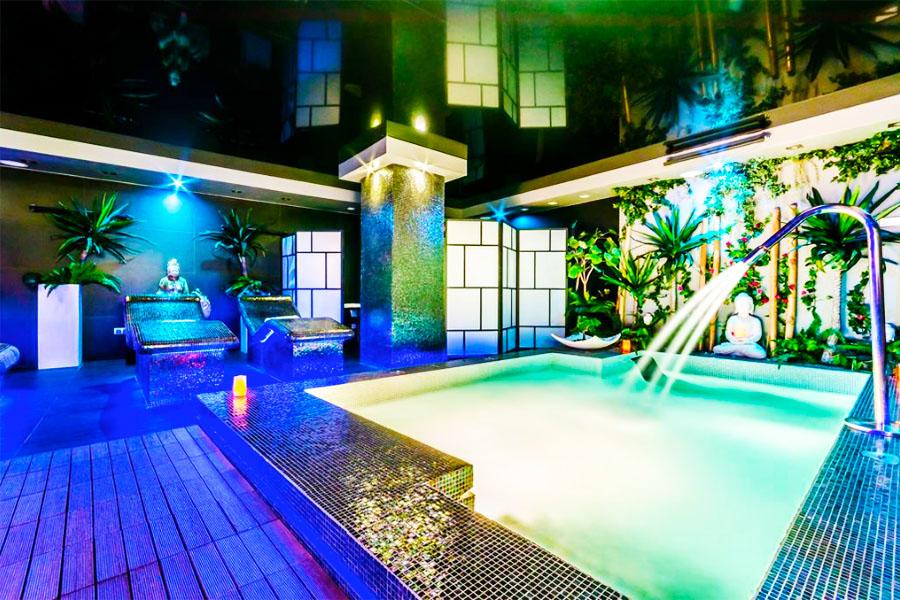 Spa Grand Hotel Don Gregorio