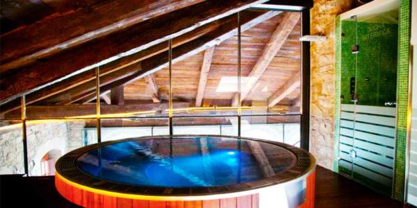 Spa Hospederia Palacio de Allepuz