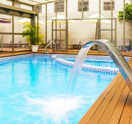 Spa Hotel Ilunion Malaga