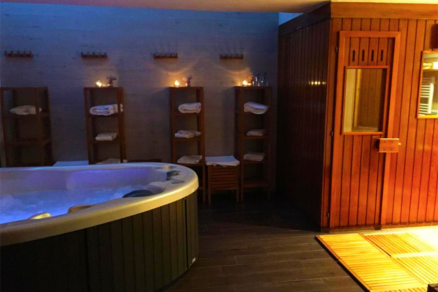 Spa Hotel MR Les Rotes