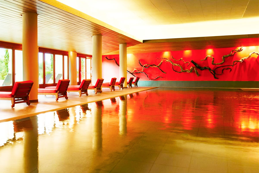 Spa Hotel Marques de Riscal a Luxury Collection
