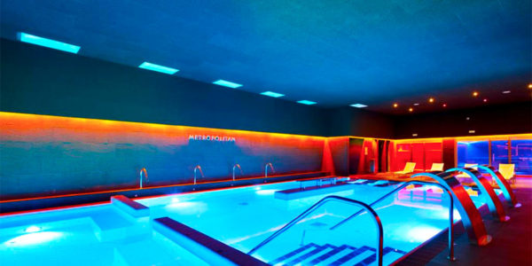 Spa Hotel Occidental Bilbao