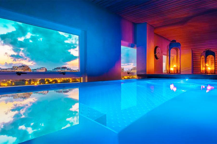 Spa Hotel SH Valencia Palace