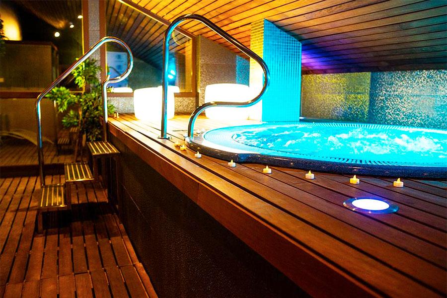 Spa Hotel Sancho Abarca