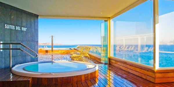 Spa Hotel Sercotel Suites del Mar