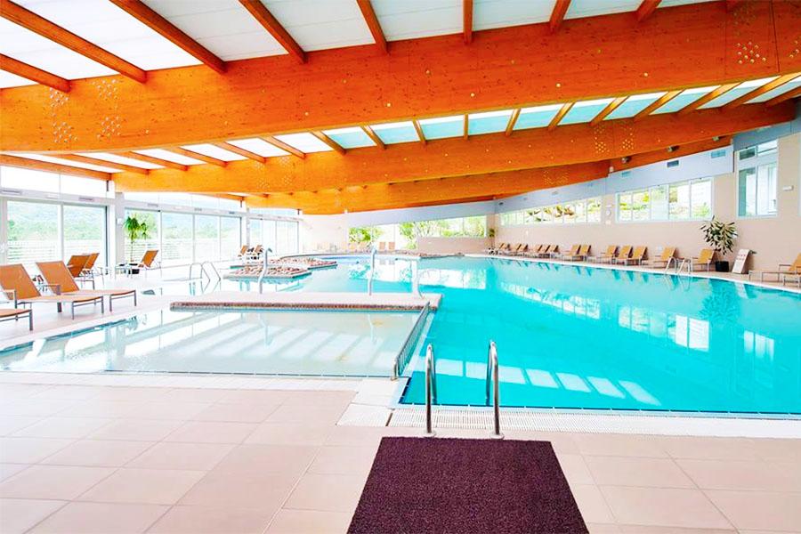 Spa Laias Caldaria hotel y Balneario