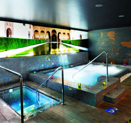 Spa Sercotel Gran Hotel Luna de Granada