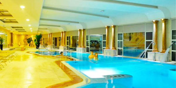 hotel con spa toledo Beatriz Toledo Auditorium & Spa