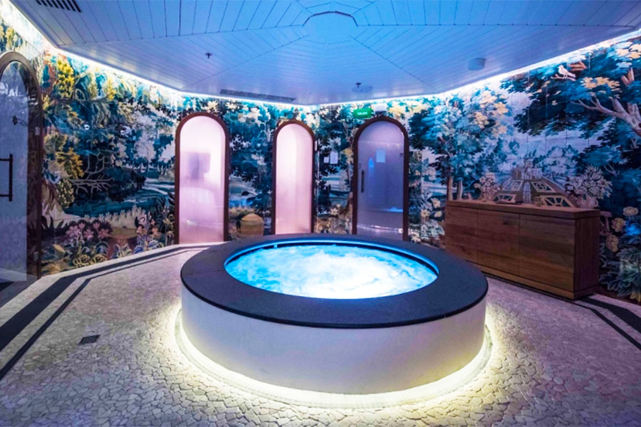 Spa Bless Hotel Madrid