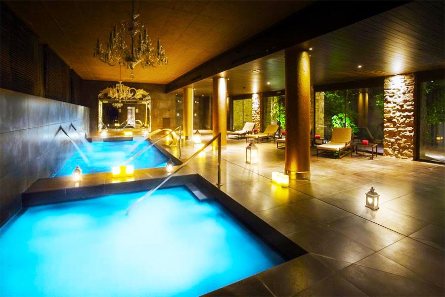 Spa Hotel Castillo de Gorraiz Golf & Spa