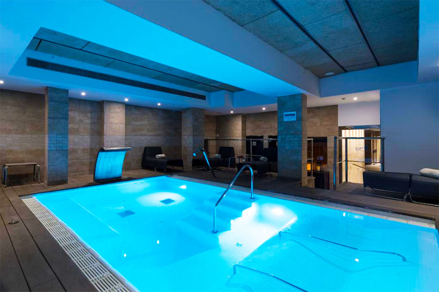 Spa Hotel Catalonia Ramblas 4* Sup