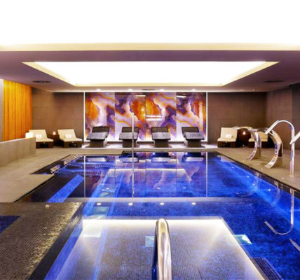 Spa Hotel Crowne Plaza Barcelona Fira Center 4* Sup