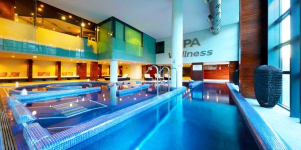 Spa Hotel Eurostars Suites Mirasierra