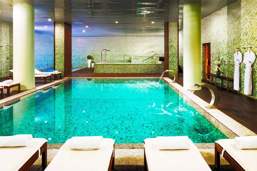 Spa Hotel H10 Marina Barcelona