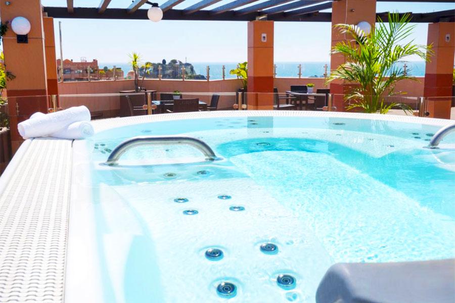 Spa Hotel Helios Almuñecar
