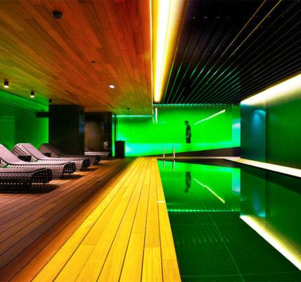 Spa Hotel Mandarin Oriental Barcelona