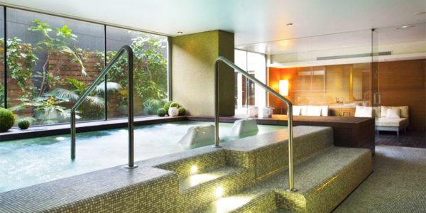 Spa Hotel SB Diagonal Zero Barcelona 4* Sup