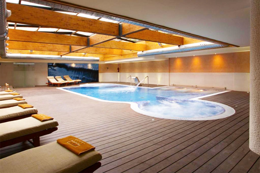 Spa Hotel & Spa Villa Olimpica Suites
