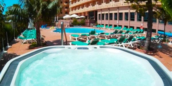 Spa Hotel Suites Albayzin del Mar