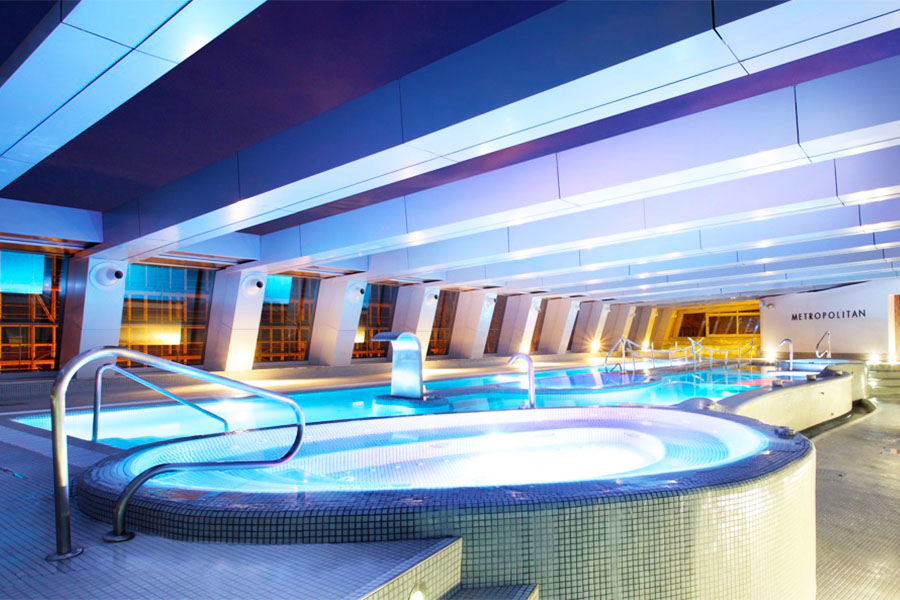 Spa NH Collection Madrid Eurobuilding