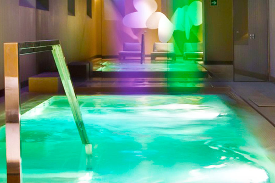 Spa Radisson Blu Hotel Madrid Prado