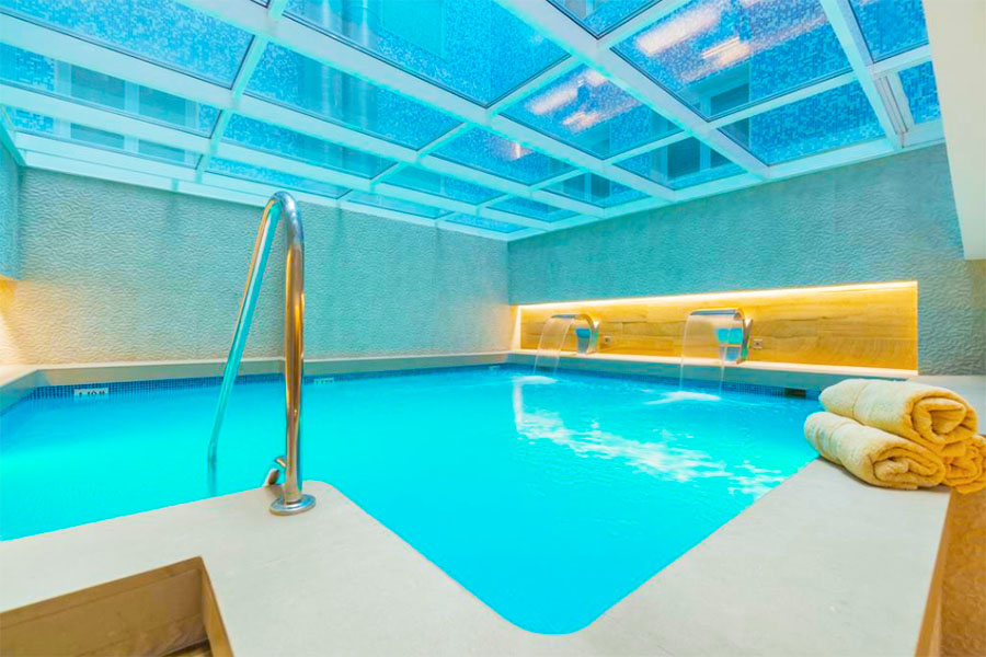 Spa Salles Hotel Pere IV