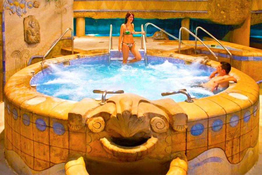 Spa Senator Gran Via 70 Spa Hotel